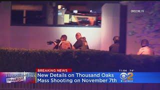 Ventura County Sheriff: Borderline Bar Shooter Had 1 Gun, But Hundreds Of Bullets