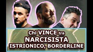 Chi VINCE tra NARCISISTA, ISTRIONICO e BORDERLINE ? Narcisismo e Amore