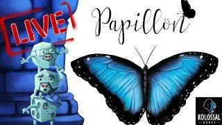 Live Play-through: Papillon (Kolossal Games)