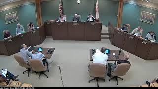 2019 05-21 Board Meeting (VIDEO)