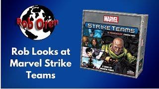 Rob Looks at Marvel Strike Teams