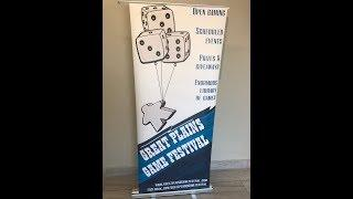 Great Plains Game Festival 2019 Convention Review