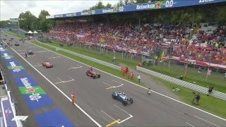 LIVE at the Italian Grand Prix
