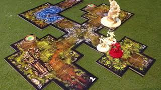 Dungeon Crawler Board Game Recommendation: Descent 2nd Edition