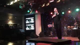 "The Michael Bublé Experience performs ""Nobody But Me"" Live on Board P&O's The  Azura"