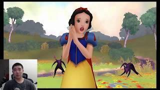 Terra's Path- Dwarf Woodlands and Board Games! Kingdom Hearts Birth by Sleep Let's Play #6