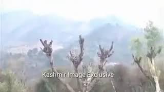 heavy fire exchange on kashmir border loc between pakistan and india