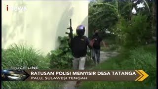 Polda Sulteng Gerebek Desa Tatanga Pasar Narkoba, Petugas Sita 200 Gram Sabu - Police Line 01/11