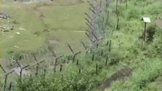 Live Video of Pakistan Army Firing on LOC Indian Border at jammu and Kashmir