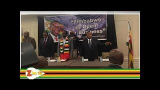 Zim News: GOVT TO SET UP INTERNATIONAL ADVISORY BOARD : MINISTER