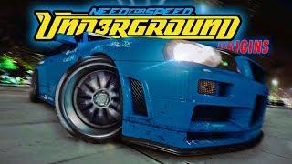NEED FOR SPEED UNDERGROUND ORIGINS STORY BOARD ( FAN MADE NFS 2019 )