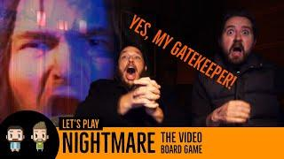 Halloween Special! - Let's Play: NIGHTMARE: The Video Board Game
