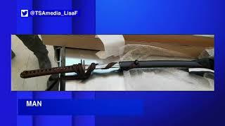Man tries to board Newark flight carrying sword: TSA
