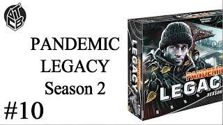 Pandemic Legacy Season 2 - Full Board Game Campaign - Episode 10