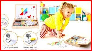 Best Board Games for Kids with Magnetic Drawing Board for Teaching 2019