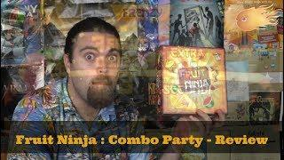 Fruit Ninja : Combo Party - Board Game Review