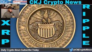 Federal Reserve board member invested in Ripple XRP  CKJ Crypto New