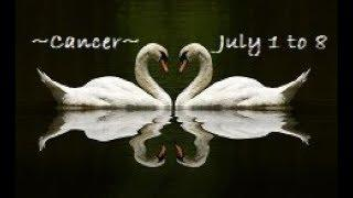 ~Cancer~Love~You Have Options~July 2 to 8, 2018~Cancer Tarot Reading July