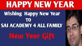 Happy new year|New Year Gift| CBSE BOARD EXAM 2019