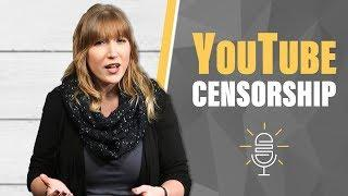 "YouTube Censors ""Borderline Content"""