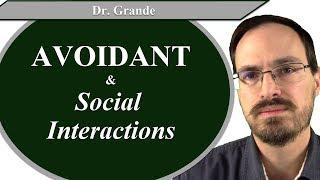How Do Social Interactions Affect Individuals with Avoidant & Borderline Personality Disorders?