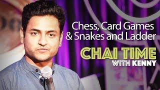 Chai Time Comedy with Kenny Sebastian : Why Chess Sucks