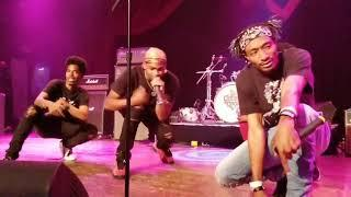 B.O.A.R.D - CALL IT LIVE PERFORMANCE