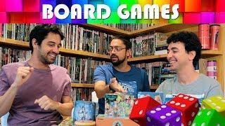 Board Games - 3 Elementos