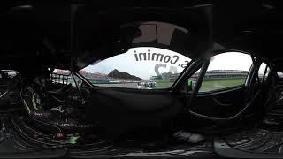 RACING SKILLS AT ITS FINEST | 360° On-board Video | TCR Assen Race 2 Highlights