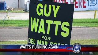 Guy Watts running for Del Mar Board of Regents seat