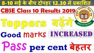 CBSE Class-10 2019 का Results I CBSE Class 10th  Results  2019 Date,Time/ CBSE  Board 10th Result-19