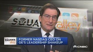 'Unusual' that a board member can run a company after 7 months, says former Nasdaq chairman