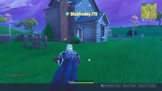 Fortnite season 6 gameplay key board and mouse LIVE