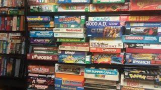 BGM Board Game Collection 7-22-18