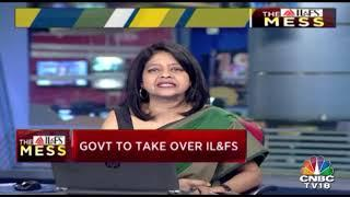 The IL&FS Mess: Can The New IL&FS Board Oversee A Revival Like Satyam? | CNBC-TV18 Special