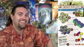 Gardens of Babylon - Board Game Review