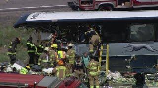State Police, NTSB investigating fatal bus crash; survivors speak out