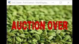 SPICES BOARD E-AUCTION PUTTADY - 21.05.2019 SSP LIVE