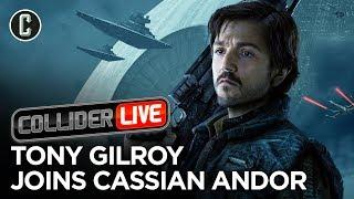 Rogue One Ghost Director/Writer on Board Cassian Andor Series - Collider Live #241