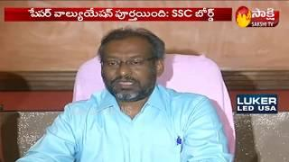 SSC Board Joint Secretary Vijayakumar Respond TS SSC Results 2019 Late