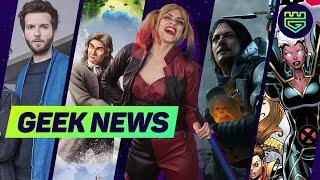 ¡Geek news Especial de Halloween!  League of legends, Gears League, Death stranding y mucho más.
