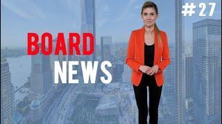 BOARD NEWS 27 - Gry planszowe, wiadomości i nowości.