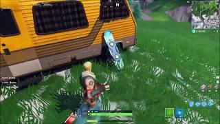 How to Use Fortnite's Drift Board EARLY!! Escape creative mini island | Drift board Early Gameplay
