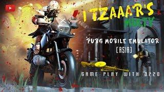 PUBG Mobile Emulator (Asia) 177 SEASON 7 RANK PUSH   i TzaaaR (Crown III)