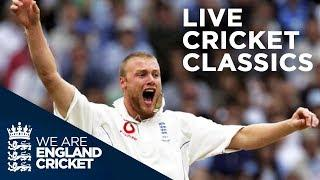 LIVE Cricket Classics - England's Greatest EVER Matches