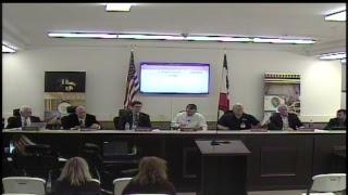 Woodbury County Iowa Board of Supervisors Meeting Live