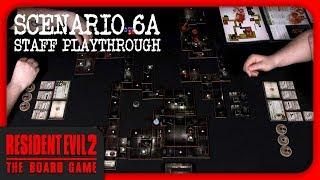Scenario 6A - Gameplay | Resident Evil™ 2: The Board Game