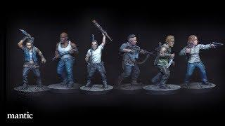 Here's Negan: The Board Game - The Survivors