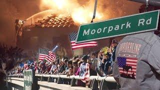 Borderline Mass Shooting & Woolsey Fire: Community After Tragedy