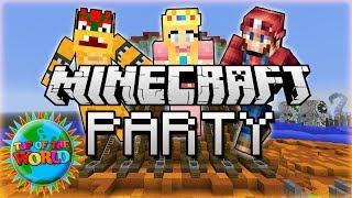 Minecraft Party - A Mario Party Style Board Game Event!